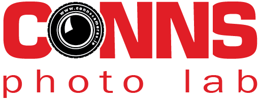 Conns Photo Lab logo